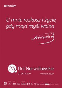 dni_norwidowskie_2017_plakat